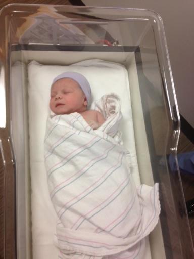 Wyatt first pic